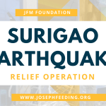 Relief Operation: Surigao Earthquake Relief Operation