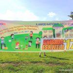 Brigada Eskwela 2017 @ Ilawod National High School
