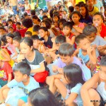 Feeding Outreach: Isla Noah, Bgy. Damayang Lagi