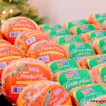 Christmas: Repacking of Noche Buena Meal Bags