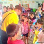 MAYON Relief: Sua Evacuation Center, Camalig Albay