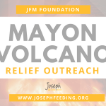 Relief Update: Mayon Volcano Eruption