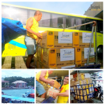 Typhoon Ompong Naga Relief: Iloilo to Bacolod to Cebu