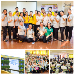 World Teacher's Day: Gathering with Teachers of Pinagbuhatan Elem School