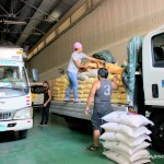 JFM Covid-19 Response: Rice Deliveries for Distribution