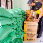 Covid 19 Relief: FFJ Church Dimasalang Maypajo Caloocan