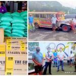 Covid-19 Relief: PISTON Jeepney Drivers Agoncilio-Guadalupe