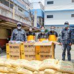 COVID 19 Relief – Prison Outreach BJMP