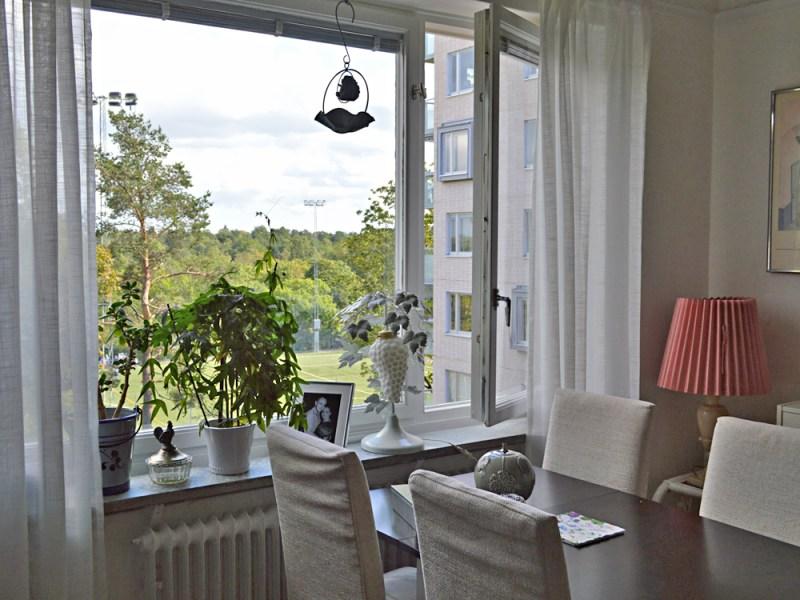 Josephinahemmet - Lägenhet. Foto: Lovisa Grabe.