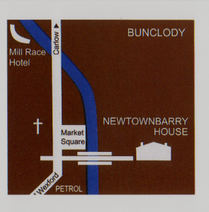 Local Map to Exhibition