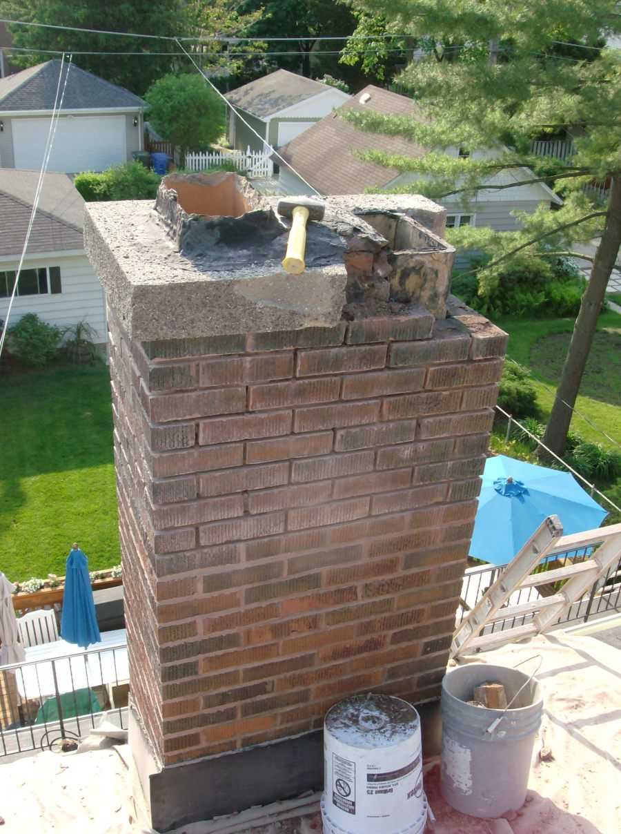 chimney repair arlington hts