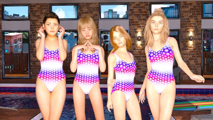 Girls Swim Team