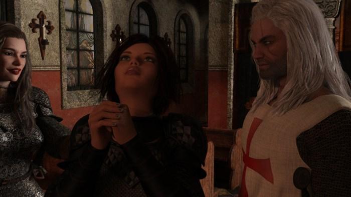 Templar Church Prayer
