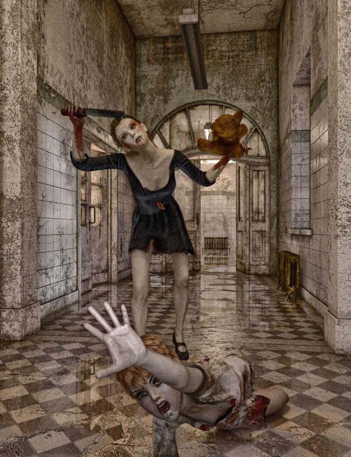 Scary Girls