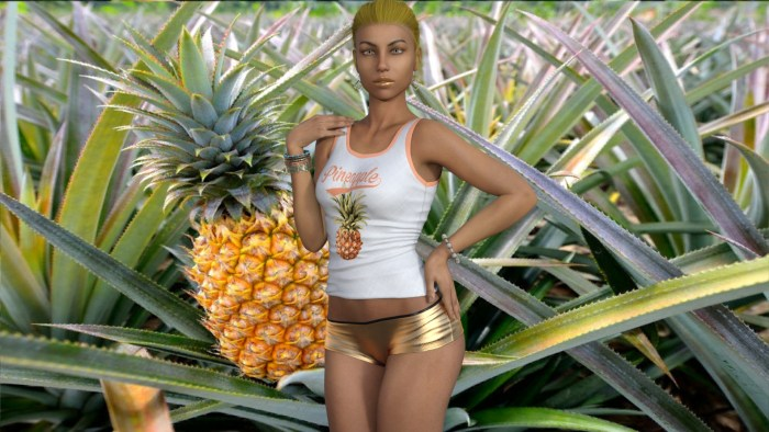 Pineapple Yum
