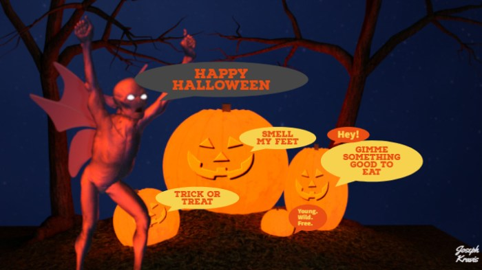 Happy Halloween josephkravis.com