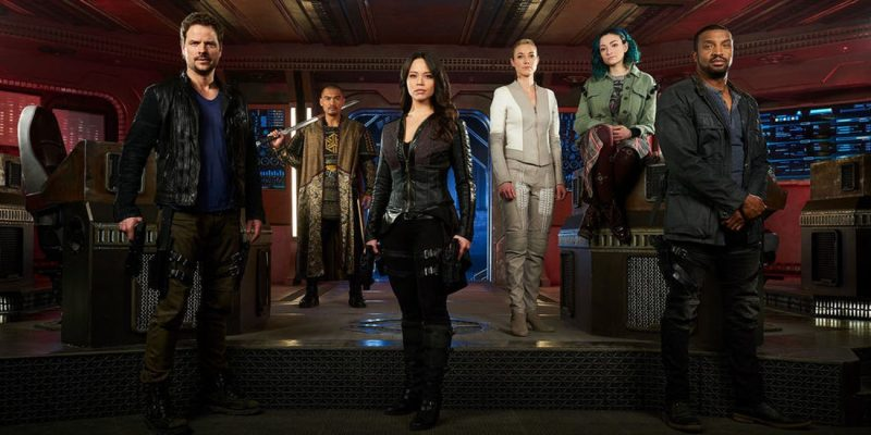 It's Been One Year Since Dark Matter Was Cancelled…