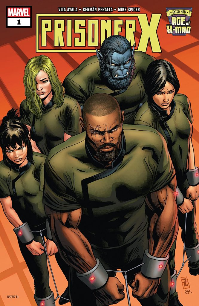 March 6, 2019: Week's Best Comic Book Covers!