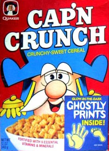 March 7, 2019: Top 10 Breakfast Cereals!