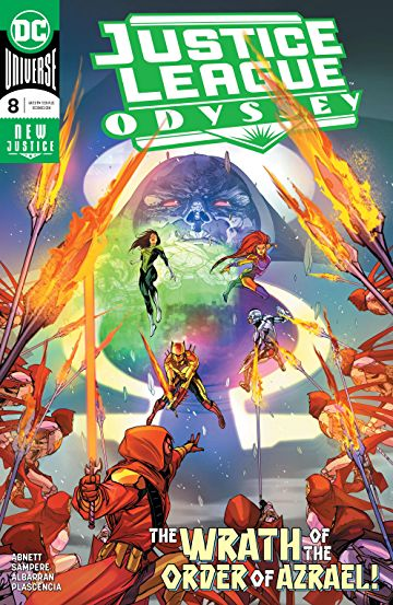 April 10, 2019: Week's Best Comic Book Covers!