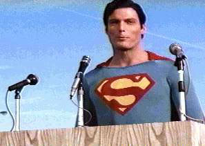 March 19, 2012: The Supermovie Of The Week Club Reconvenes!  Cookie Monster Reviews Superman Iv: The Quest For Peace!
