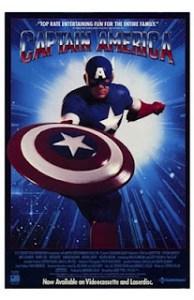 April 23, 2012: The Supermovie Of The Week Club Reconvenes!  Cookie Monster Reviews Captain America (1990)!