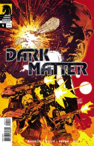 April 5, 2012: Projects!  Dark Matter #4 Preview!  Fat Dragon Ii: The Return!