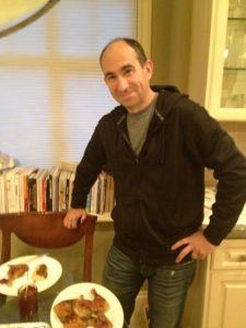 Chef Rob Cooper