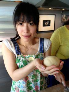 A beautiful baby dough