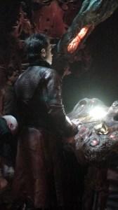 The HERO mushroom console