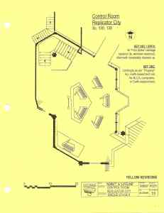 Replicator City - control room