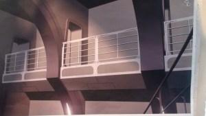 Gate room - upper level