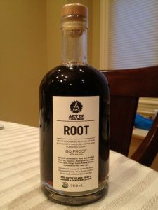 Root - inspired by an 19th century medicinal - whose ingredients include birch bark, black tea, and sassafras.