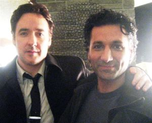 With John Cusack