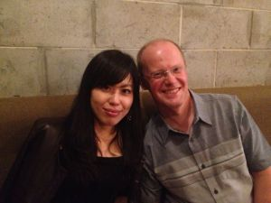 Akemi and Gary