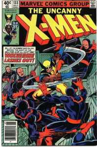 Uncanny X-Men #133
