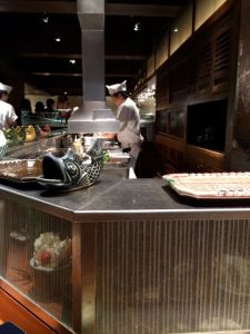 Saddle up to the counter at Kouji Bou