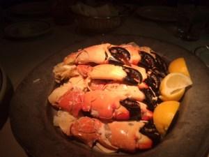 The stone crab