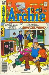 June 5, 2014: What's The Deal With Archie Andrews?