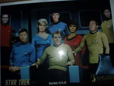 June 18, 2014: Join Our Star Trek Tos Re-watch!