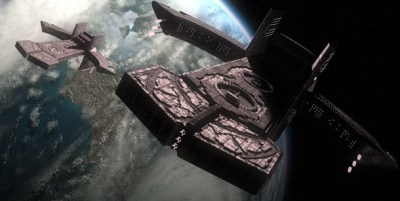 July 23, 2014: My Favorite Spaceships!