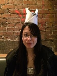 August 28, 2014: Akemi's Reflections On Bubba And Lobster!