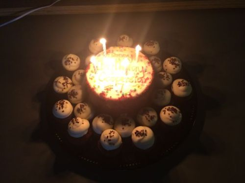 December 4, 2014: Natalie's Birthday Blog!