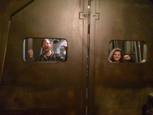 December 20, 2014: The Dark Matter Pre-holiday Wrap-up!  Alex Mallari Jr. In Action!  The Katana!