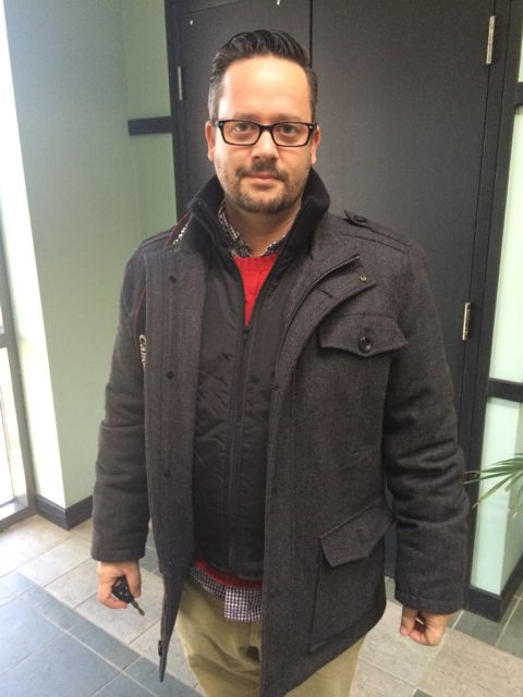 December 5, 2014: Introducing Locations Manager Zachary Beckwith!  And Our First Official Dark Matter Locations Scout!