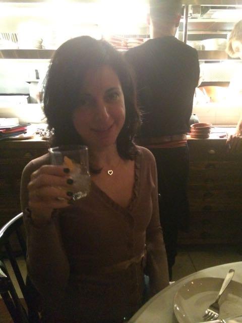 December 11, 2014: Dinner With Former Cohorts!