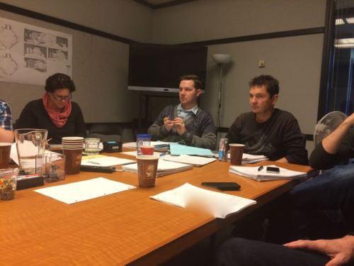 December 12, 2014: Dark Matter!  The Week In Meetings!