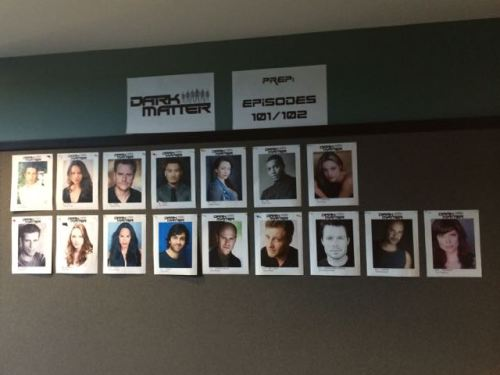 January 11, 2015: Sleepless In Toronto!  Looking Ahead!  A Brand New Dark Matter Feature!