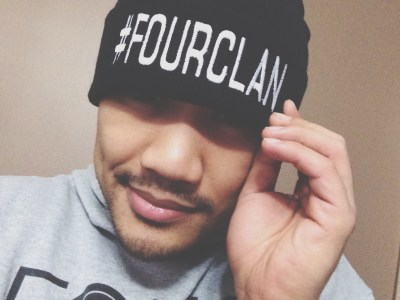 January 17, 2015: Introducing 1st Assistant Director Brandon Tataryn!  #fourclan!