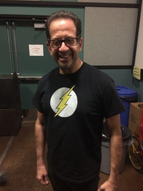 February 17, 2015: The Many Superhero Shirts Of Jay Firestone!